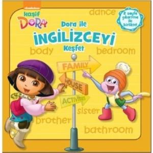 Dora İle İngilizceyi Keşfet-Kolektif