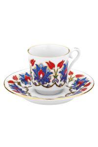 Kütahya Porselen 564 Desen Kahve Fincan Takımı