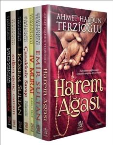 Osmanlı Roman Seti (7 Kitap Takım)-Ahmet Haldun Terzioğlu