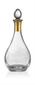 Decorium Elit Altın Şarap Şişesi ARS 484 AB
