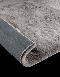Dinarsu Halı Fuzzy Serisi 27 995 Anthracite
