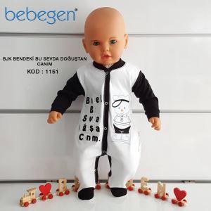 BJK Bendeki Bu Sevda Doğuştan Canım Bebek Takımı