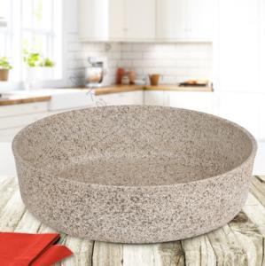 Falez Creamy Granitec 30cm Tepsi CRE 3034