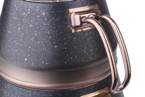 Oms Büyük Boy Granit Çaydanlık 8200 Bakır