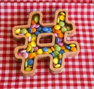 Joy Kitchen # İşareti Kahvaltılık Çerezlik UP00550