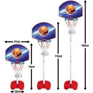 Dede 3407 Ayaklı Basketbol Potası