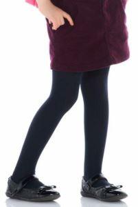 Daymod 50 den Düz Çocuk Külotlu Çorap 6