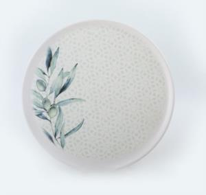 Keramika Lina Blue Kahvaltı Takımı 50 Parça 6 Kişilik