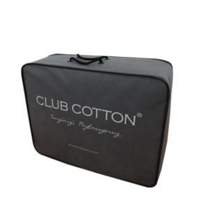 The Club Cotton Çift Kişilik Yatak Örtüsü Pisy