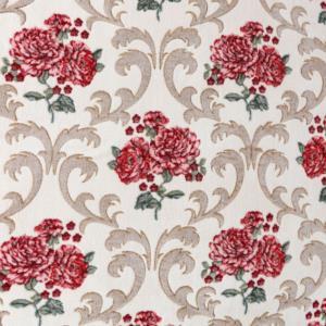 Prado Wellsoft Kumaş Halı Örtüsü Rose HO14
