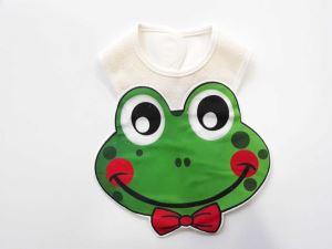Kurbağa Figürlü Bebek Önlük