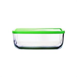 Paşabahçe Yeşil Kapaklı Saklama Kabı P53743Y