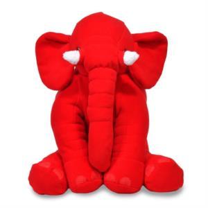Prado Uyku ArkadaşımUyku Fili Yastık 60cm Kırmızı