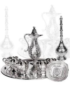 Zemzem Takımı - Ebruli (Tas   Güldanlık) - 7115