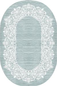 Yıltaş Dijital Baskılı Kaydırmaz Halı 1811 V4 Mint