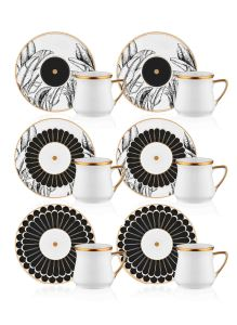 Cote Kahve Fincanı Seti - 6 Kişilik