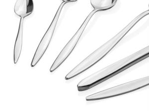 Taç Odion Sebla 36 Parça Çatal Kaşık Bıçak Seti Platin 5138