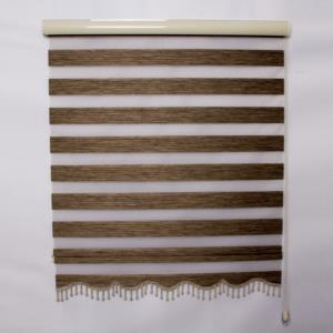 Sena Home ZP 8803 Stor Zebra Perde İncili