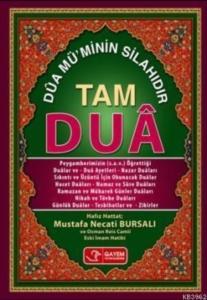 Tam Dua-Mustafa Necati Bursalı