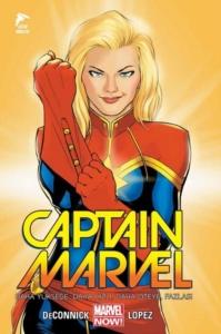Captain Marvel Cilt 1 - Kelly Sue Deconnick