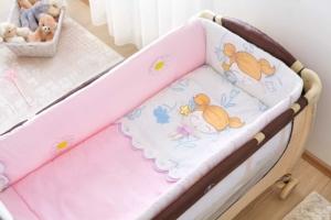 Aybi Baby 6 Parça Little Fairy Bebek Mini Uyku Seti 647
