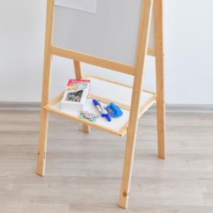 Prado Ürün Hediyeli Ayaklı Manyetik Beyaz Yazı Tahtası