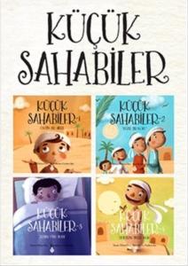 Küçük Sahabiler (4 Kitap Set)-Özkan Öze