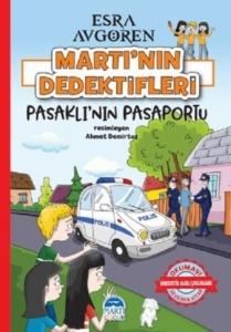 Martı'nın Dedektifleri - Pasaklı'nın Pasaportu-Esra Avgören