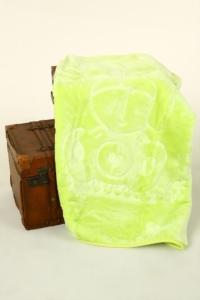 Özdilek Bebek Battaniyesi 100X120 Yeşil