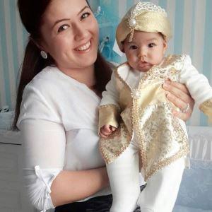 Yeni Model Şehzade Bebek Mevlüt Tulumu